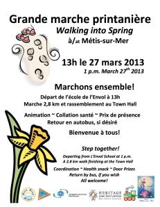 HLSL-CLC-530-2013 Grande Marche affiche