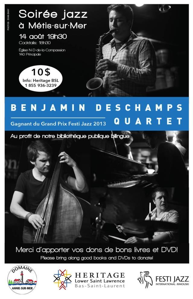 HLSL-Jazz Concert 2014-poster affiche