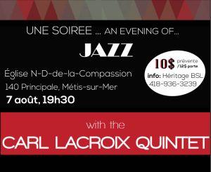 Jazz concert web button