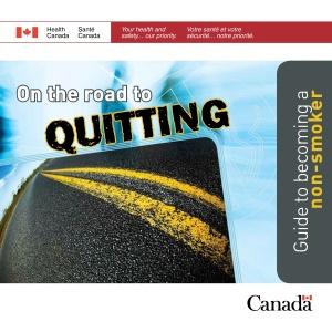 Road to quitting smoking