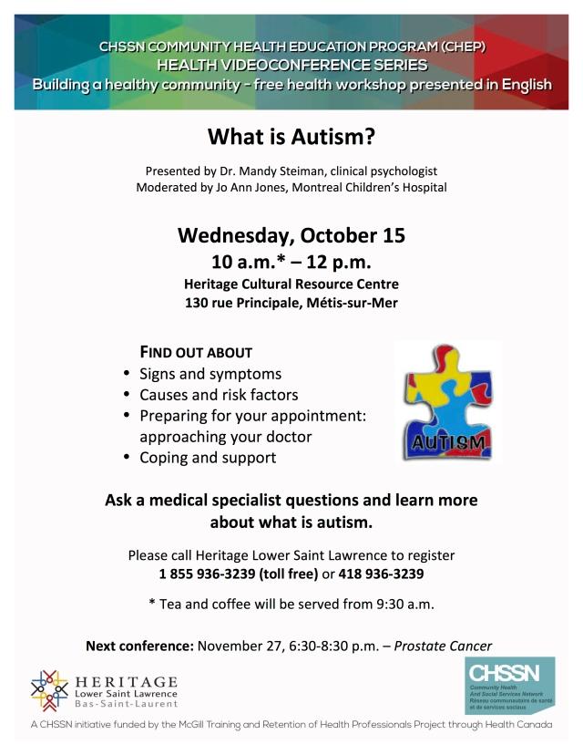 HLSL-CHEP-Oct 15 2014-Autism